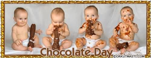 Chocolate Day Wishes 05
