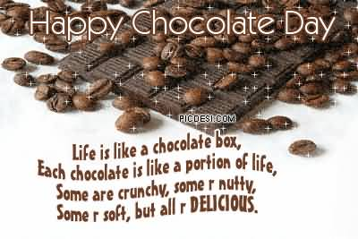 Chocolate Day Wishes 06