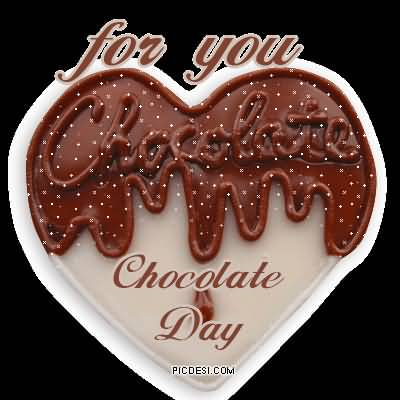 Chocolate Day Wishes 08