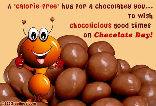 Chocolate Day Wishes 11