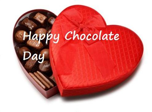 Chocolate Day Wishes 12