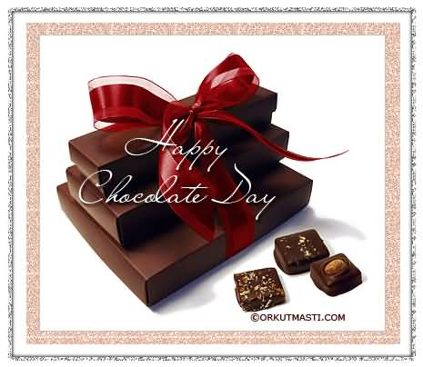 Chocolate Day Wishes 13