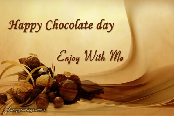 Chocolate Day Wishes 15