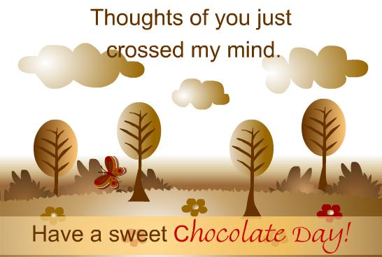Chocolate Day Wishes 18
