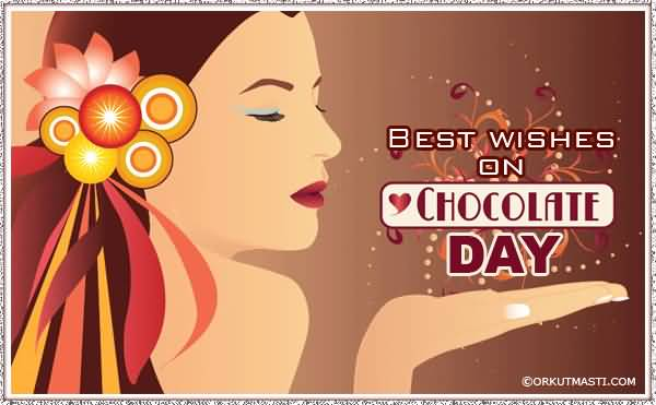 Chocolate Day Wishes 19