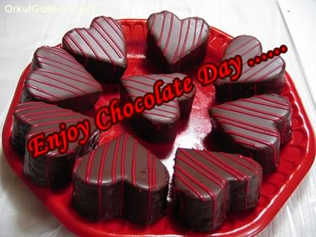Chocolate Day Wishes 24
