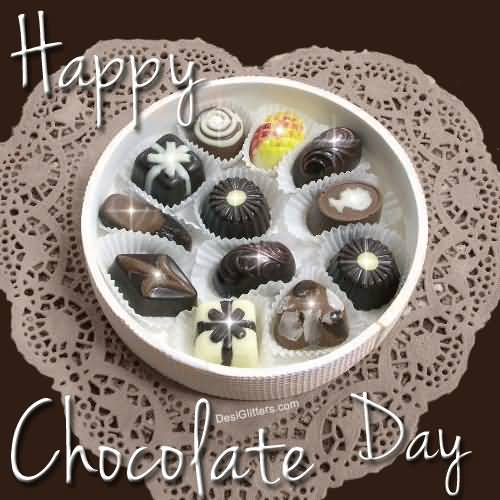Chocolate Day Wishes 29