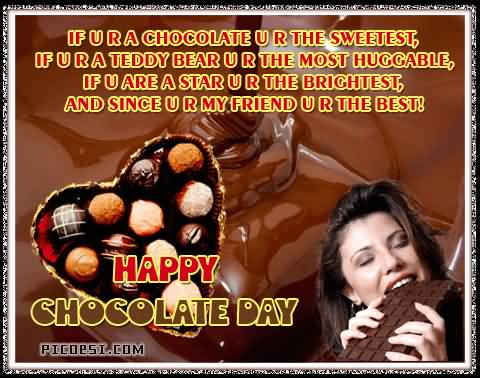 Chocolate Day Wishes 30