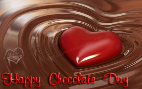 Chocolate Day Wishes 31