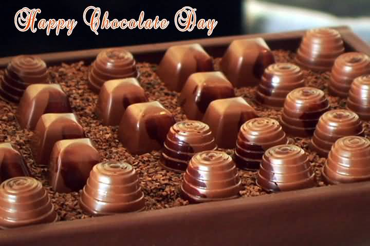 Chocolate Day Wishes 32