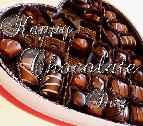 Chocolate Day Wishes 35