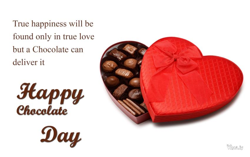 Chocolate Day Wishes 37