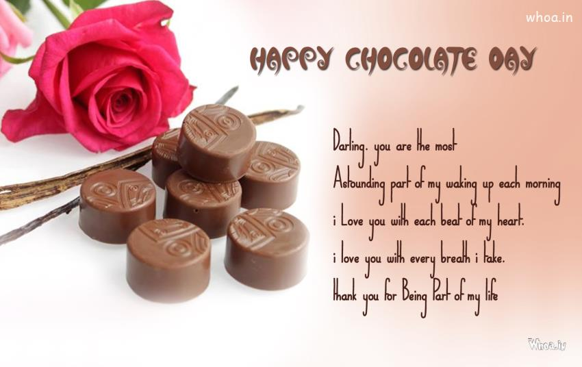 Chocolate Day Wishes 41