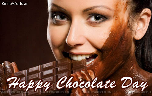 Chocolate Day Wishes 45