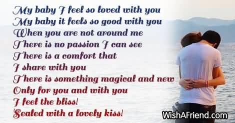 Cute Love Poem For Her