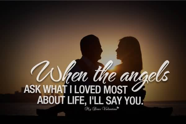 Cute Love Saying For Him