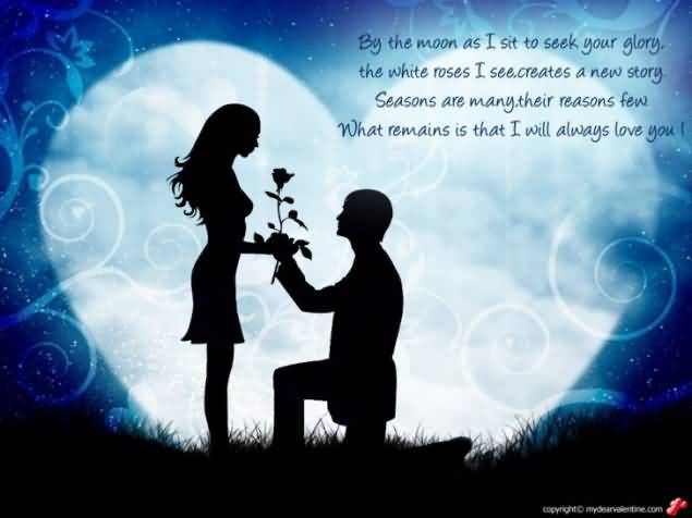 Famous Love Quotation