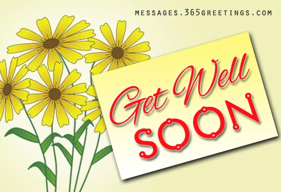 Get Well Soon Wishes 002