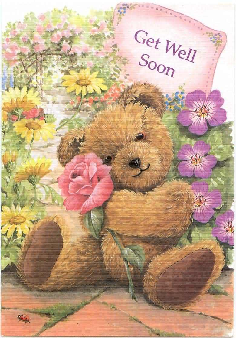 Get Well Soon Wishes 016