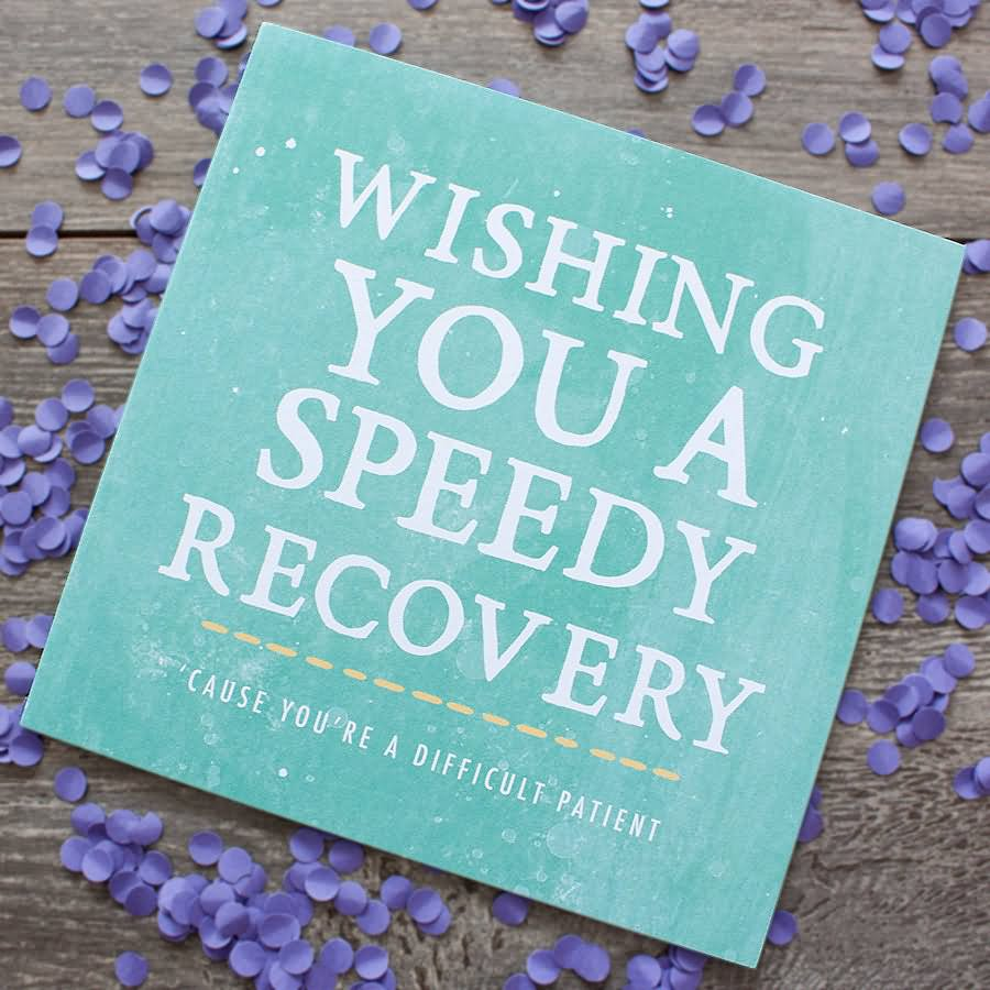 Get Well Soon Wishes 021