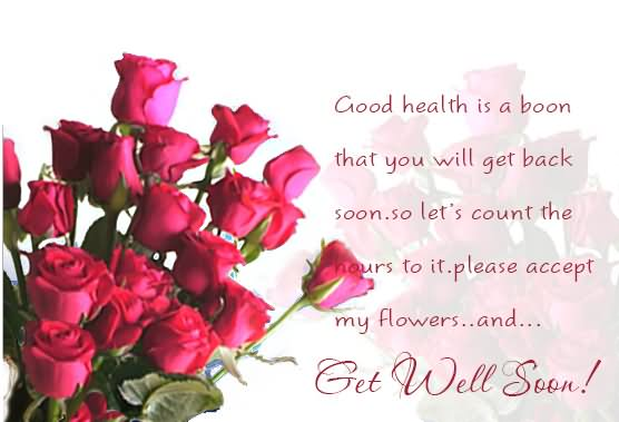 Get Well Soon Wishes 14