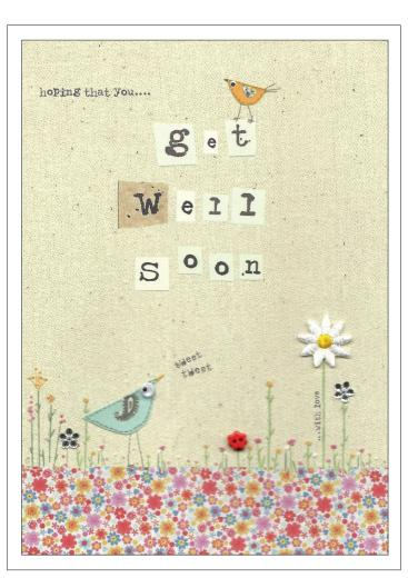 Get Well Soon Wishes 16
