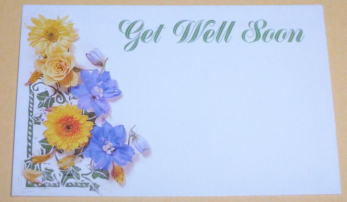 Get Well Soon Wishes 22