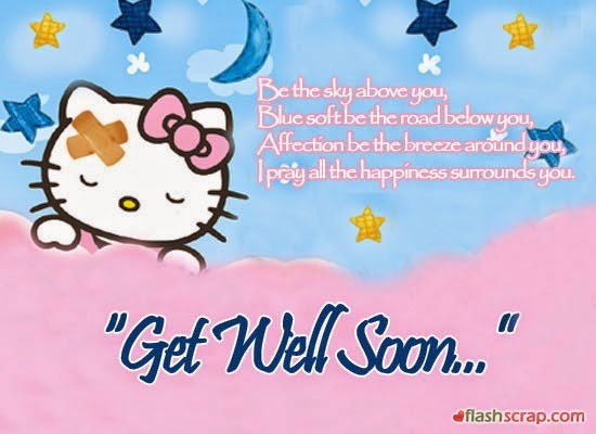 Get Well Soon Wishes 24