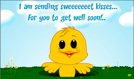 Get Well Soon Wishes 39
