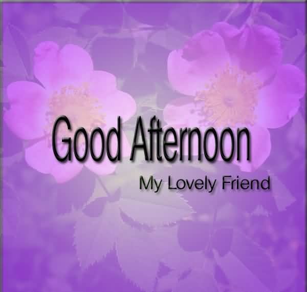 Good afternoon sms to girlfriend