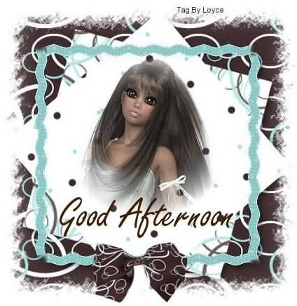 Good Afternoon Wishes 33