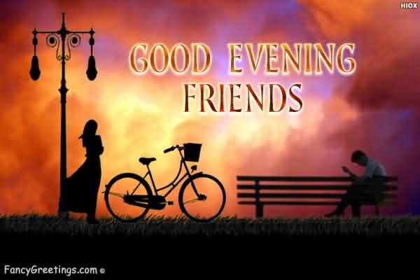 Good Evening Wishes 04