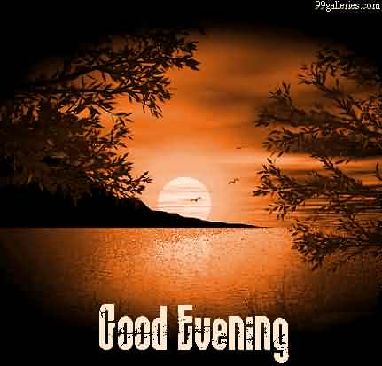 Good Evening Wishes 06