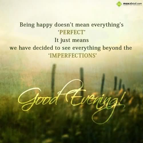 Good Evening Wishes 22