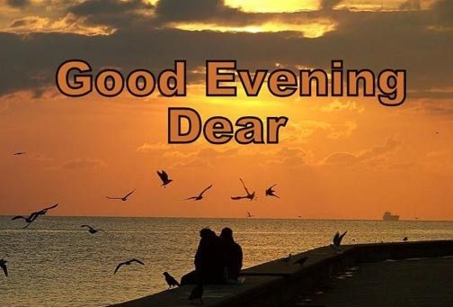 Good Evening Wishes 26