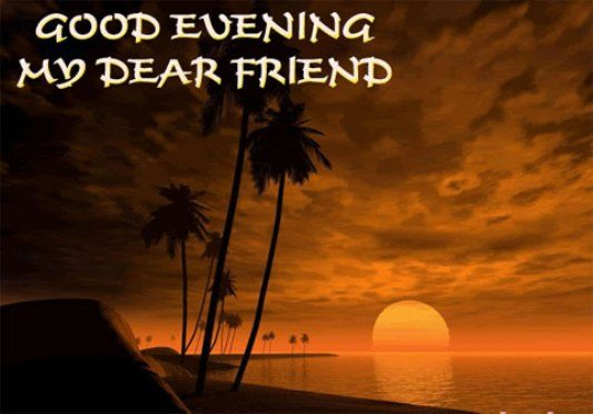 Good Evening Wishes 29