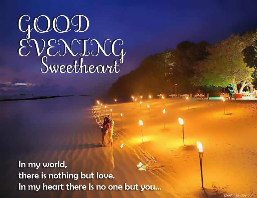 Good Evening Wishes 31
