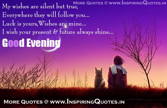 Good Evening Wishes 39