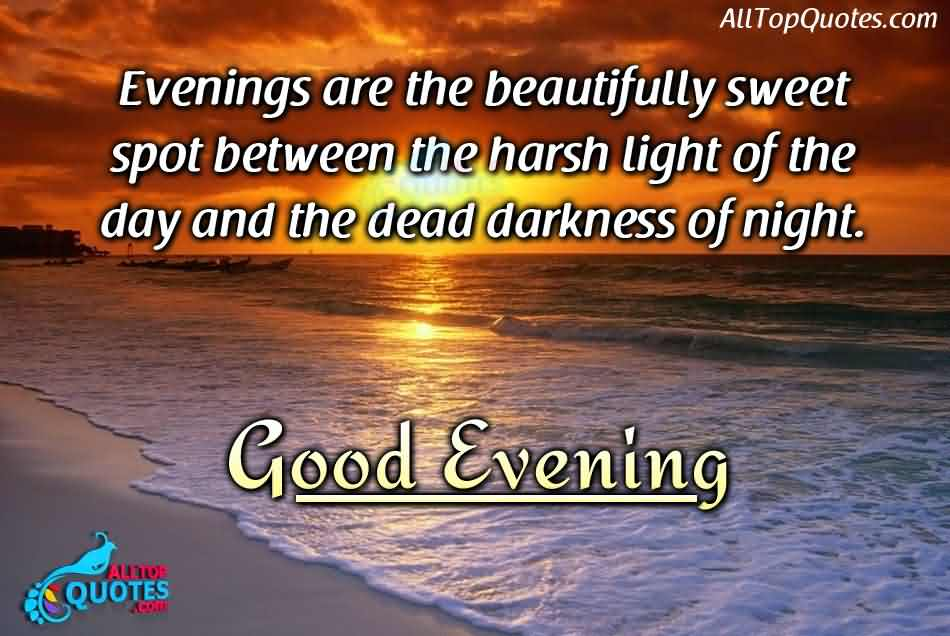 Good Evening Wishes 43
