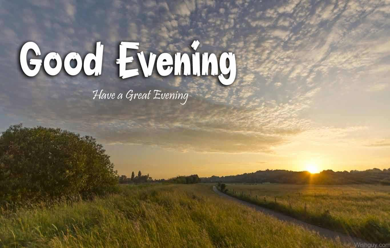 Good Evening Wishes 45