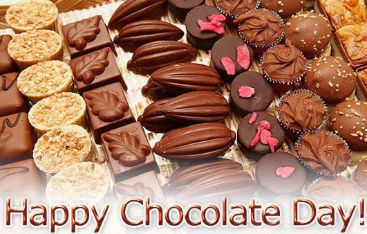 Happy Chocolate Day Wishes 03