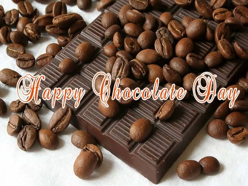 Happy Chocolate Day Wishes 09