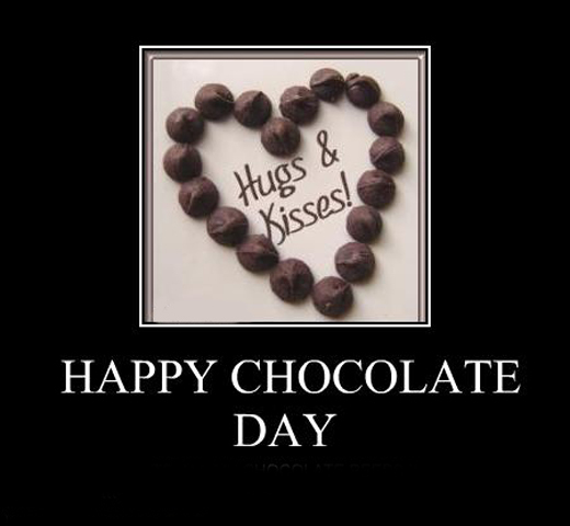 Happy Chocolate Day Wishes 11