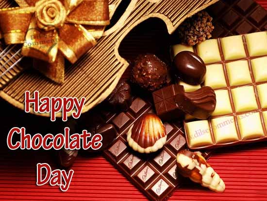 Happy Chocolate Day Wishes 15