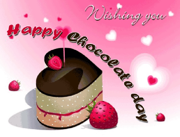 Happy Chocolate Day Wishes 22