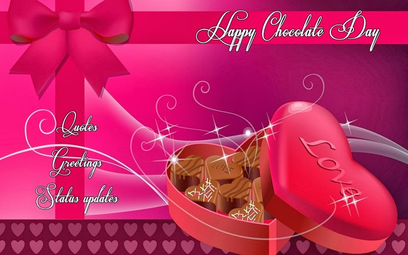 Happy Chocolate Day Wishes 24