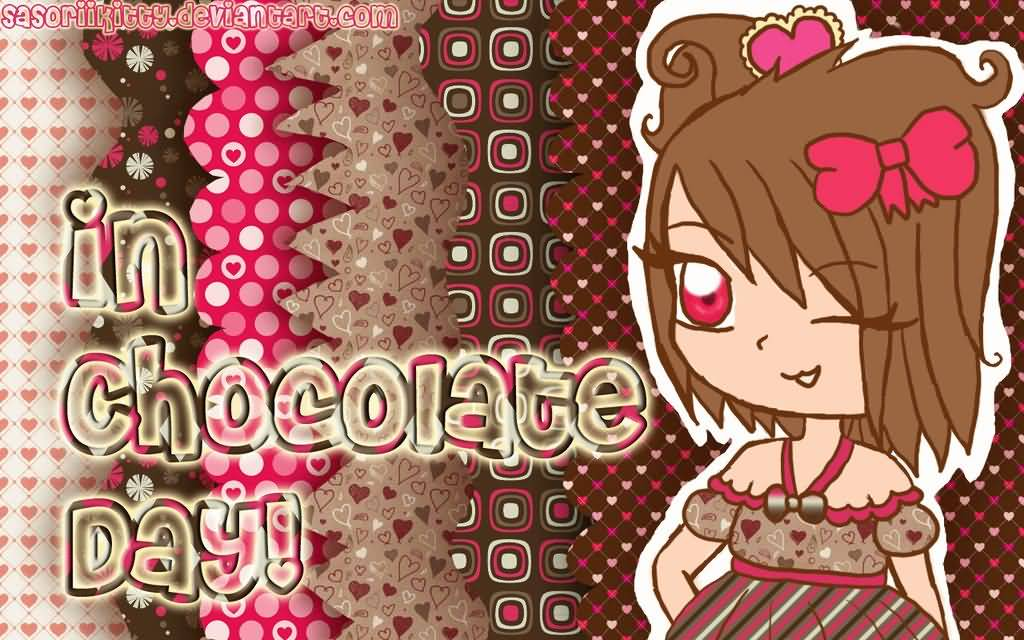 Happy Chocolate Day Wishes 37
