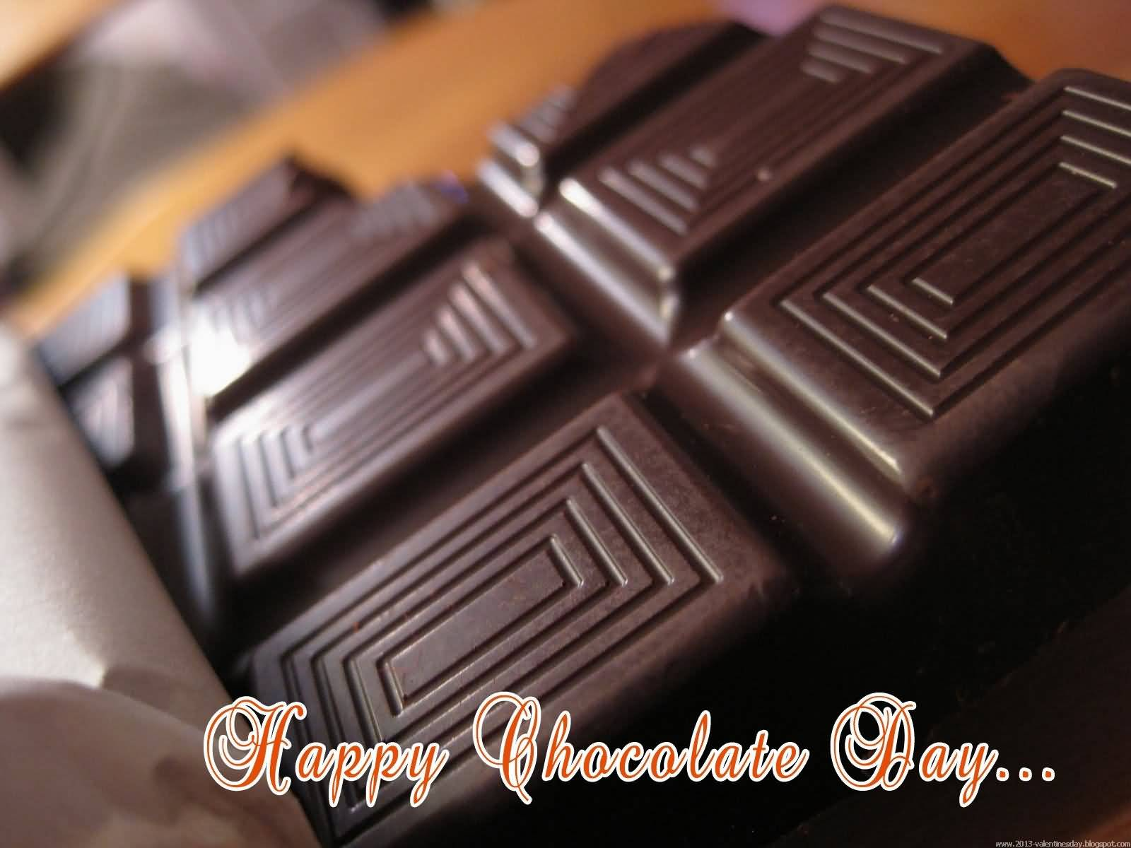 Happy Chocolate Day Wishes 38