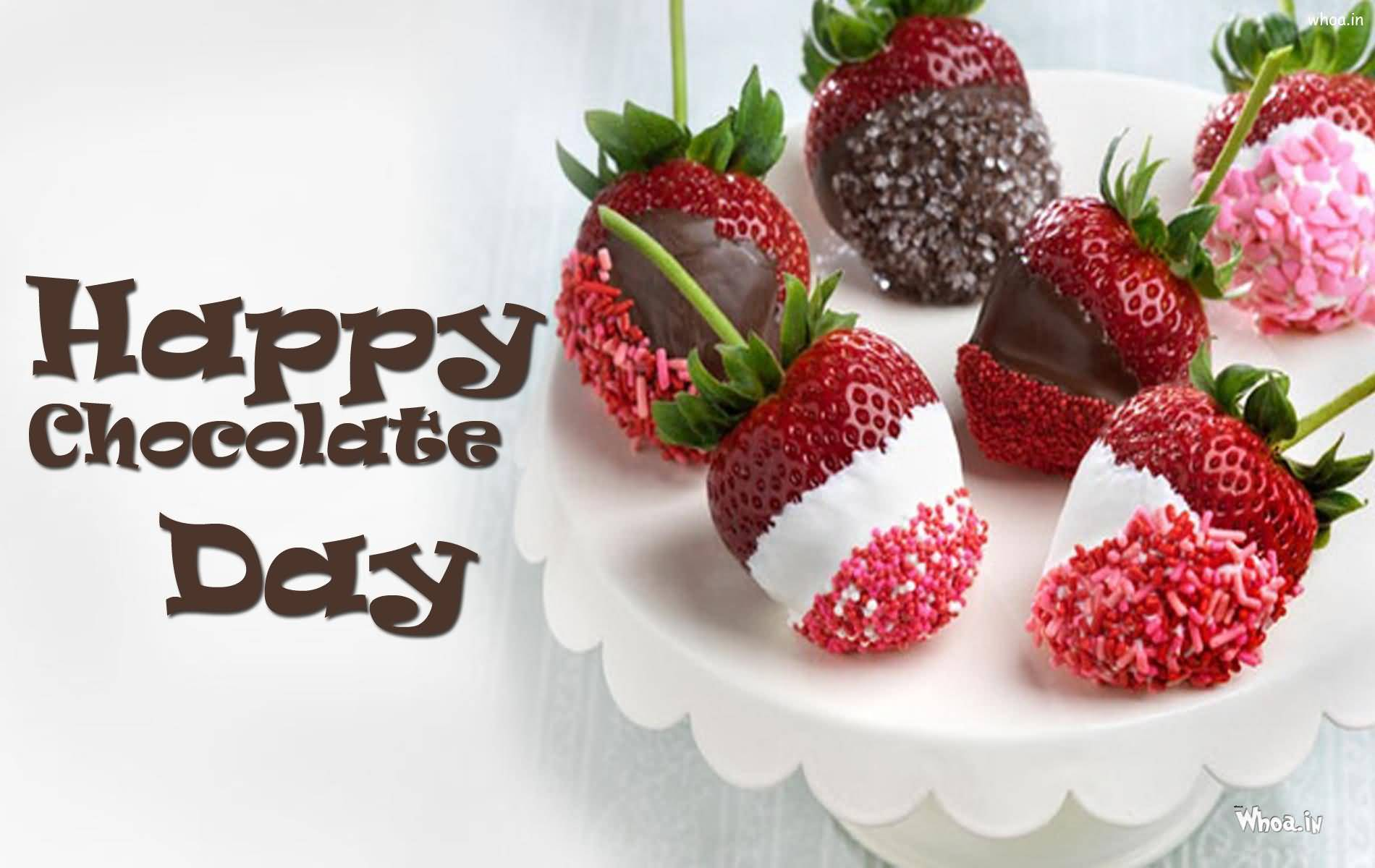 Happy Chocolate Day Wishes 40