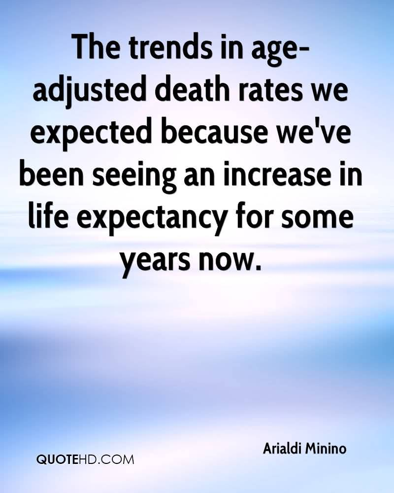 Life Expectancy Quotes 33